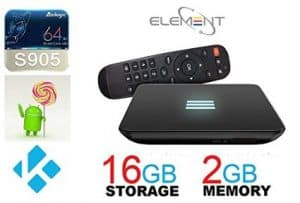 Element Ti5 Android TV Box