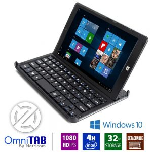"Omnitab 8"" HD Pro Windows Tablet"