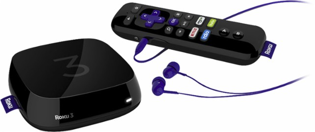 Roku 3 4230R Streaming Player