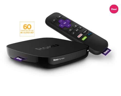 Roku Premiere 4K Streaming Media Player - 4620R (2016 Model) $54.39 @ Jet.com After Coupon