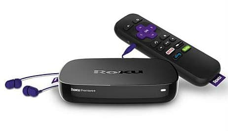 Roku Premiere 4K @ HSN.com for $69.96 using Visa Checkout