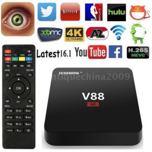 Fully Loaded 4K Android 5.1 Smart TV BOX