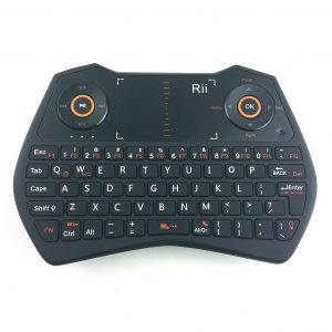 Rii mini i28 2.4 GHz Wireless Remote Mouse Voice Keyboard
