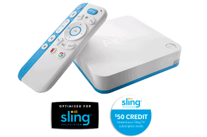 AirTV 4k Andoird TV Player