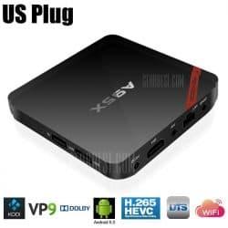 NEXBOX A95X – B7N Dolby Digital Receiver TV Box  –  2GB + 8GB  US PLUG  $33.33 After Coupon @ GearBest