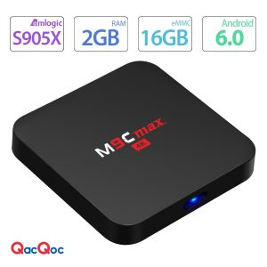 TICTID M9C max Android 6.0 TV Box review