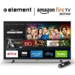 All-New Element 55-Inch 4K Ultra HD Smart LED TV – Amazon Fire TV Edition $399.99 Prime Day