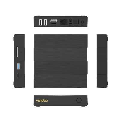 YUNDOO Y8 TV Box - 4GB RAM 32GB ROM